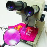 Лупа, микроскоп, очки