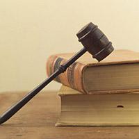 Судейский молоток, книги