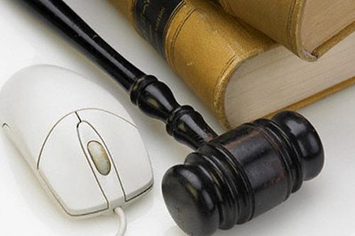 Компьютерная мышка, судейский молоток, книги
