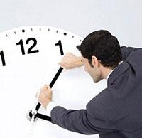 Часы, мужчина