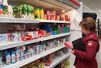 Магазин, продукты, сотрудник Роспотребнадзора