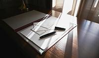 Документы, ручка