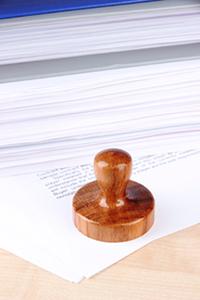 Документ, печать