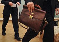 Мужчины, портфель