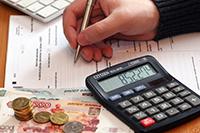 Документы, деньги, калькулятор
