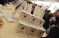Apple, компьютер