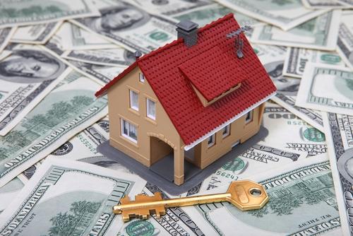 Дом, ключ, деньги