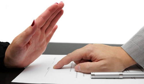 Документ, ручка