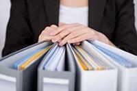 Женщина, документы