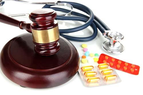 Судейский молоток, таблетки