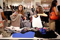 Магазин, одежда, женщины