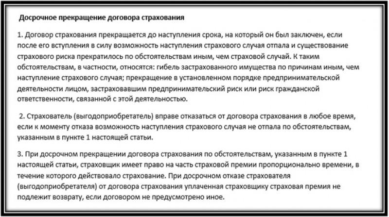 лист договора