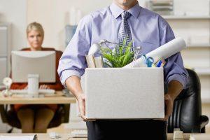 работник, коробка