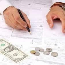 руки, ручка, доллар, центы, листок