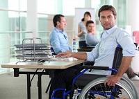 Инвалидность на работе