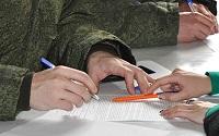Расторжение контракта военнослужащим