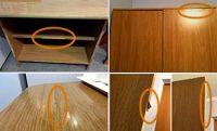 Сколы на мебели