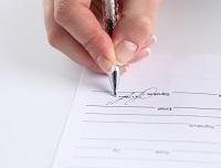 Письменная форма добровольного отказа от медицинского вмешательства