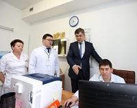 Министерство здравоохранения РК